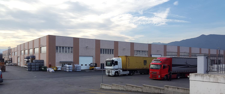 Bandeau MTH - Entreprise usine Italie